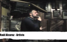 Raúl Alcaraz. Monólogo la nueva música